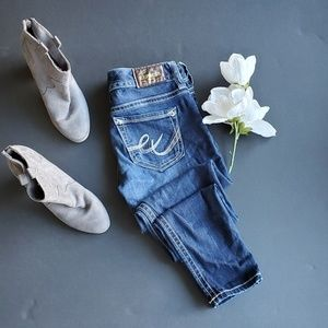 💍Express Blue Washed Jeans